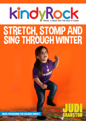 Weekly Music Programme Stretch, Stomp & Sing