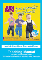Heads & Shoulders Tummy & Knees: Teaching Manual