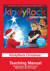 KindyRock Christmas: Teaching Manual