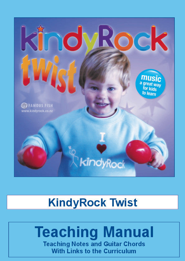 KindyRock Twist Teaching Manual
