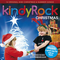 Digital Copy: KindyRock Christmas CD