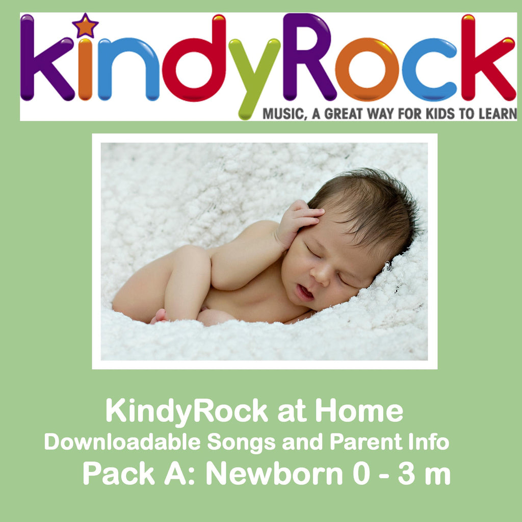 KindyRock at Home: Pack A Newborn