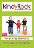 Weekly Music Programme Welcome to KindyRock: DIGITAL DOWNLOAD