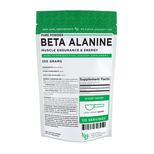Beta Alanine Powder - Pure Powder - Wholesale Prices - Highest Quality - NexGen Performance