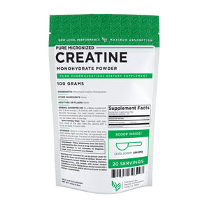 Creatine Monohydrate Powder - Pure Micronized Powder - Wholesale Prices - NexGen Performance
