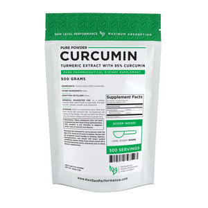 Turmeric Curcumin Powder -95% Curcuminoids - Wholesale Prices - NexGen Performance