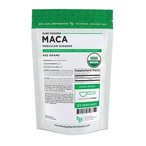 Organic MACA Root Powder -Peruvian Ginseng - Wholesale Prices - NexGen Performance