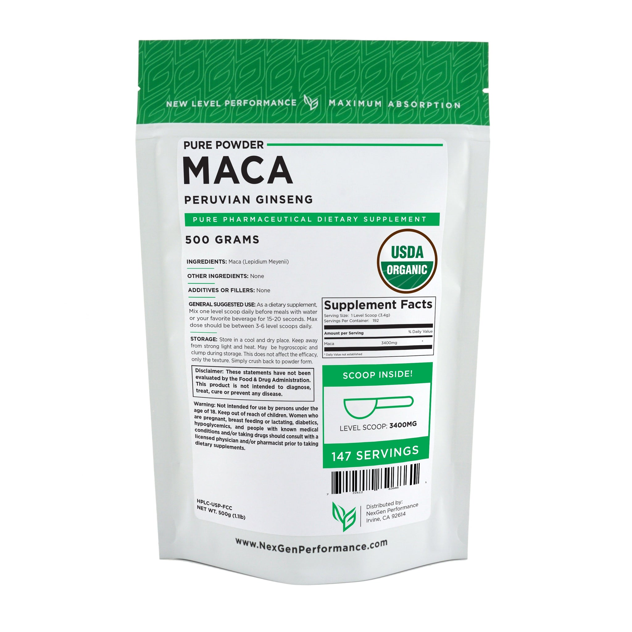 maca root and testosterone levels