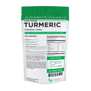 Turmeric Powder - Wholesale Prices! - NexGen Performance