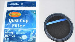 Eureka style DCF-25 Vacuum Cleaner Filter
