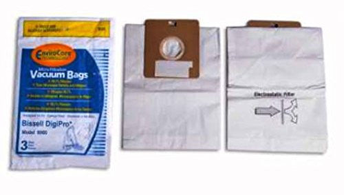 Bissell DigiPro Vacuum Bags (3 pack)
