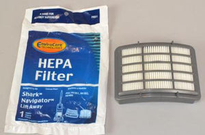 Shark Navigator Lift Away Bagless Vacuum HEPA Filter