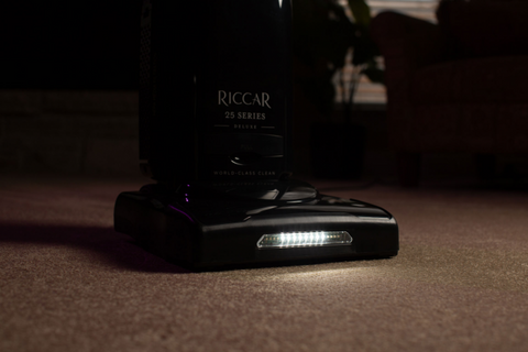 Riccar R25 Deluxe Cleaner Air Vacuum Cleaner