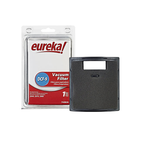Eureka DCF-9 Vacuum Filter Part # 74482A
