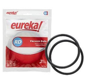 Eureka RD Vacuum Belts (2-pack) Part # 52100C