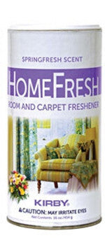 Kirby HomeFresh Room and Carpet Freshener Springfresh Scent Part # 28SF12
