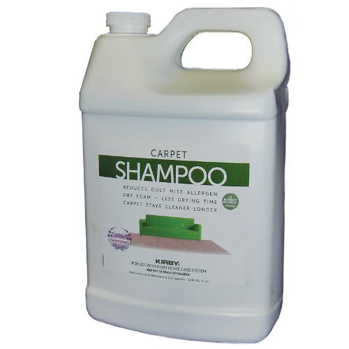 Kirby Carpet Shampoo 1 Gallon Lavender Part # 252802