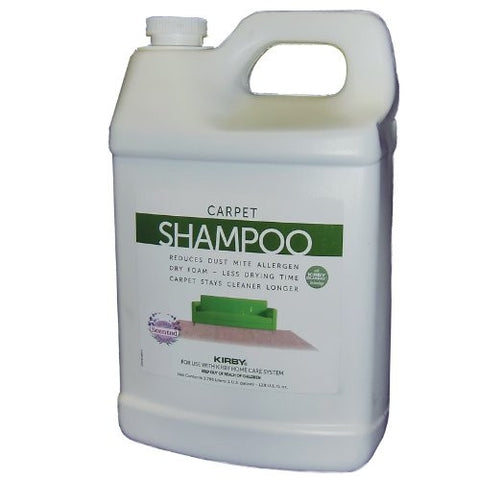 Carpet Shampoos
