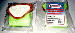ProTeam Pro 6 Backpack Vacuum Bags - 10 pack