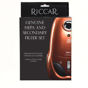 Riccar HEPA Post Filter for 1500P, 1500M and 1500S, Original Riccar Part # RF15