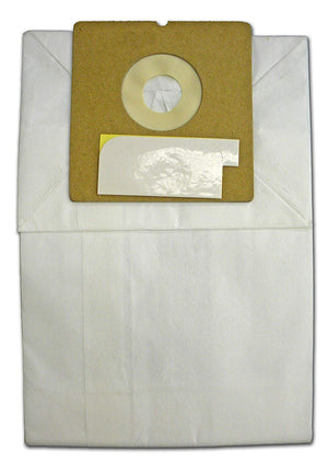 Royal type P vacuum cleaner bags - 7 + 1 pack