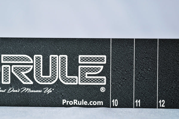 "ProRule 18.5"" Measuring Board"