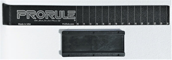 "ProRule 24.5"" Measuring Board Combo w/ Holder"