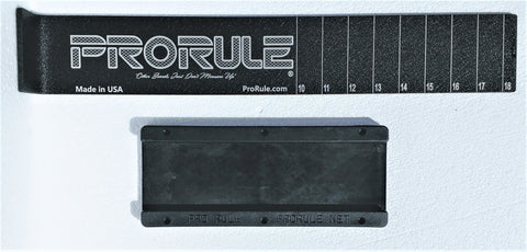 "ProRule 18.5"" Measuring Board Combo w/ Holder"