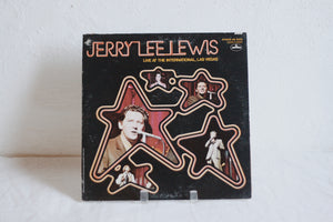 Jerry Lee Lewis, Live at The International