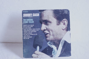 Johnny Cash, The Singing Storyteller