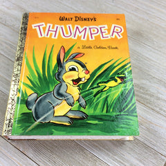 Thumper (RARE)-Golden Book Journal READY TO SHIP