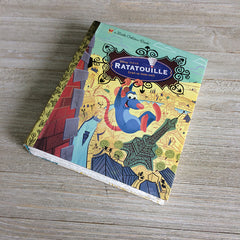 Ratatouille -Golden Book Journal READY TO SHIP