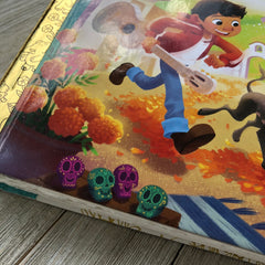 Coco -Golden Book Journal READY TO SHIP