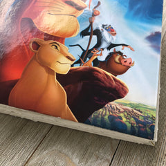 The Lion King -Golden Book Journal READY TO SHIP