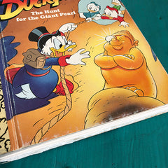 DuckTales -Golden Book Journal READY TO SHIP