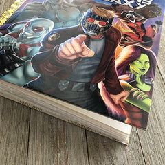 Guardians of the Galaxy -Golden Book Journal READY TO SHIP