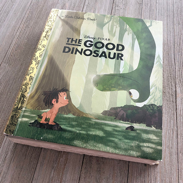 The Good Dinosaur-Golden Book Journal READY TO SHIP