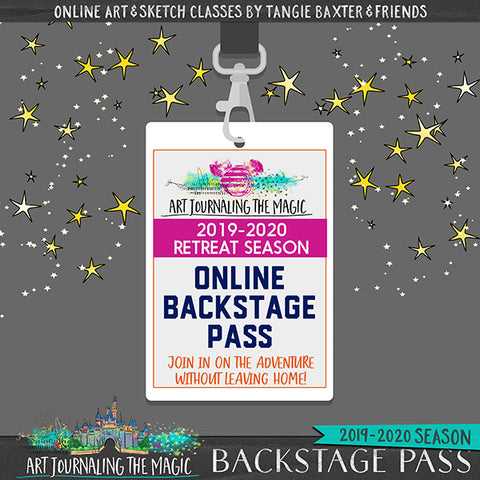 2019-2020 Retreat Season Online Backstage Pass