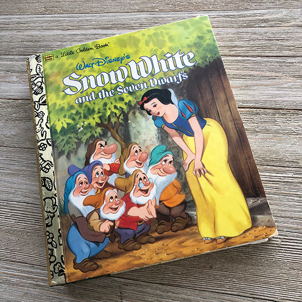 Snow White (Journal 3) Book Journal READY TO SHIP