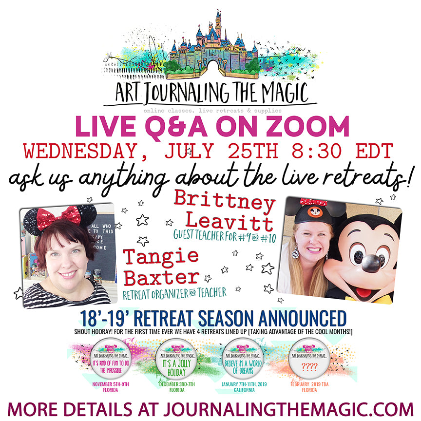 [2018 Version] Live Q & A with Tangie & Brittney-From July 2018 [RECORDING NOW AVAILABLE]
