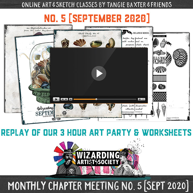 W.A.S Chapter Meeting No. 5 [September 2020]