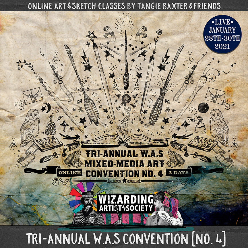 Tri-Annual W.A.S Convention [No. 4] *LIVE* January 28-30 2021