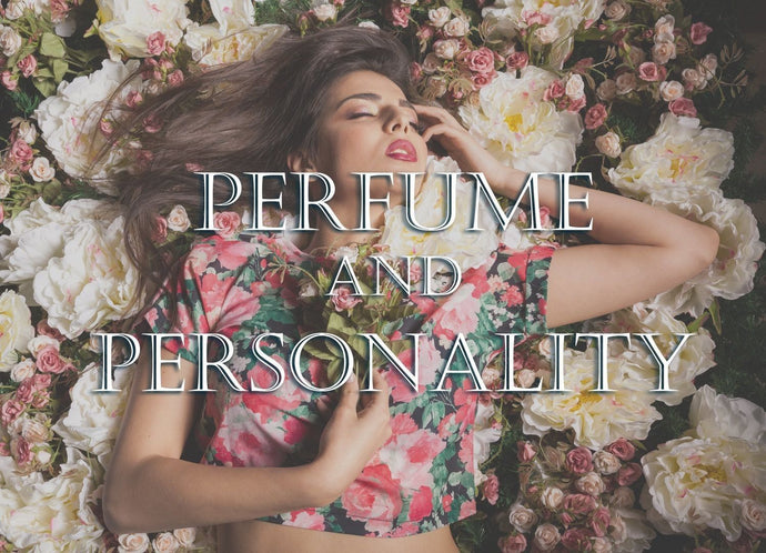 What your Favourite Perfume is actually revealing about your personality