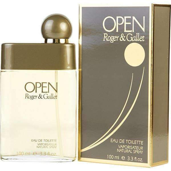 Open Roger Men, ROGER & GALLET, FragrancePrime- Fragrance Prime
