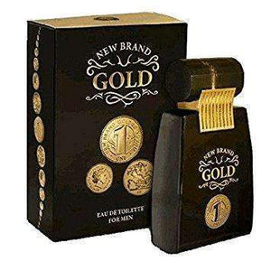 New Brand Gold Men, New Brand, FragrancePrime- Fragrance Prime