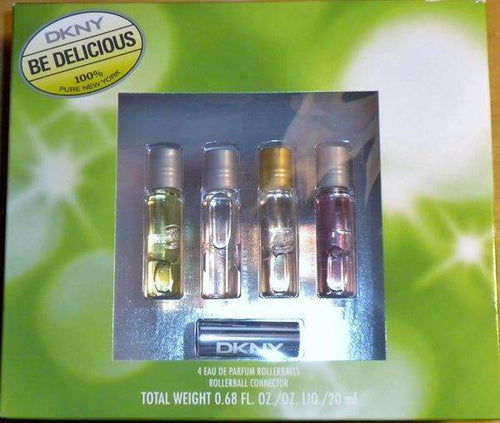 DKNY Be Delicious Coffret 4PC Gift Set