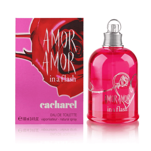 Amor Amor In A Flash Women, CACHAREL, FragrancePrime- Fragrance Prime
