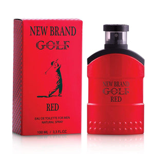 New Brand Golf Red Men, New Brand, FragrancePrime- Fragrance Prime
