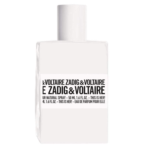Zadig & Voltiare This Is Her Pour Elle Women, Zadig and Voltaire, FragrancePrime- Fragrance Prime