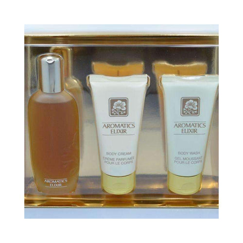 Aromatics Elixir Gift Set Women, CLINIQUE, FragrancePrime- Fragrance Prime
